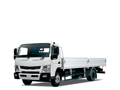 Бортовая платформа FUSO CANTER TF