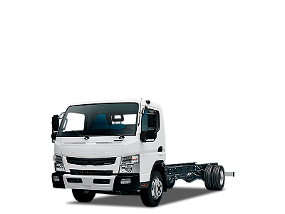 Шасси FUSO CANTER TF 7.5